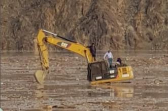 إنقاذ 4 أشخاص من سيول وادي الليث بينهم مُحتجز على قمة جبل - المواطن