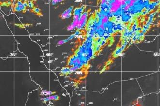 يحدث الآن.. أمطار متوسطة إلى غزيرة على 6 مناطق - المواطن
