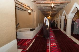 بعد تبرع ولي العهد.. تعرف على قصة إعمار المساجد التاريخية بالمملكة - المواطن