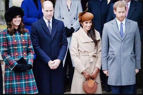 كيد النساء يجبر الأمير هاري وزوجته على مغادرة قصر كنسينغتون