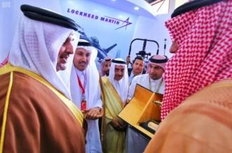 صور.. السعودية تستعرض أحدث منتجاتها في معرض البحرين الدولي للطيران - المواطن