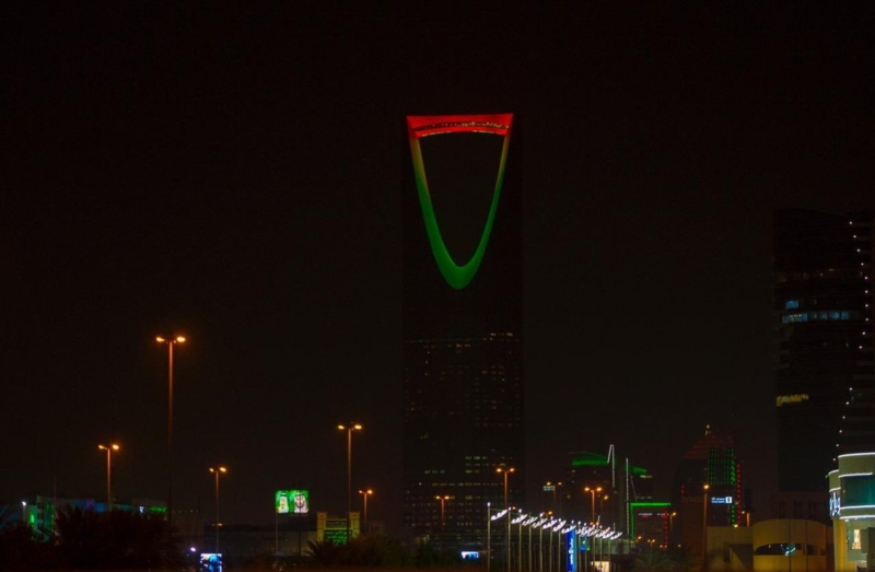 صور.. الرياض تحتفي باليوم الوطني العماني على طريقتها الخاصة - المواطن