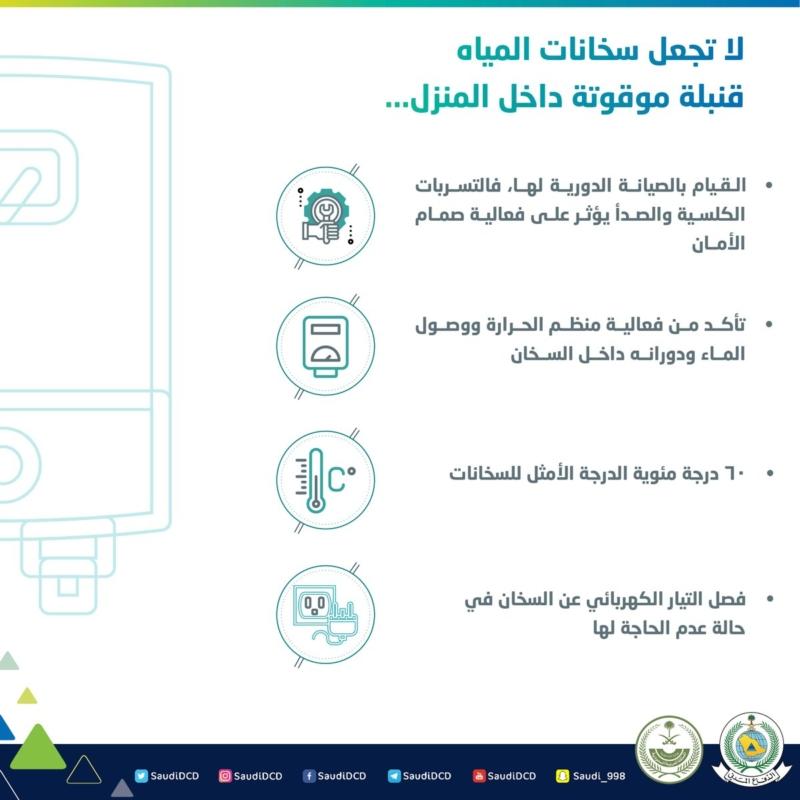 قنبلة موقوتة.. 4 إجراءات لحمايتك من مخاطر السخان الكهربائي - المواطن