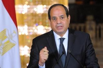 السيسي لـ المصريين : عليكم الالتزام والمسؤولية لمواجهة كورونا - المواطن