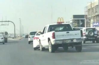 القبض على قائد مركبة في الرياض صدم أخرى من الخلف وهرب - المواطن
