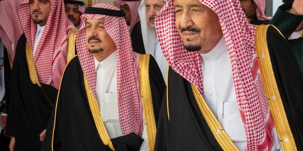 بحضور ولي العهد.. الملك يفتتح أعمال السنة الثالثة من الدورة السابعة لمجلس الشورى