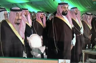 بث مباشر.. الملك يصل إلى تبوك ويُشرف حفل أهالي المنطقة - المواطن