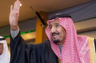 تباشير سلمان في القصيم.. فيديو وصور لحفل الأهالي التاريخي لاستقبال الملك - المواطن