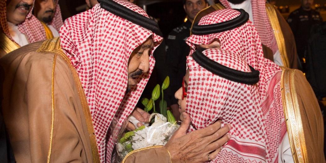 الملك يوجه بإطلاق سراح جميع السجناء المعسرين من المواطنين في حائل