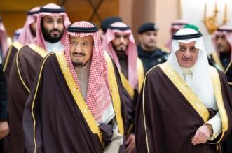 الملك يُكرم 4 متميزين من أبناء تبوك - المواطن