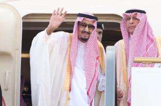 خادم الحرمين الشريفين يغادر حائل متوجهاً إلى الرياض - المواطن
