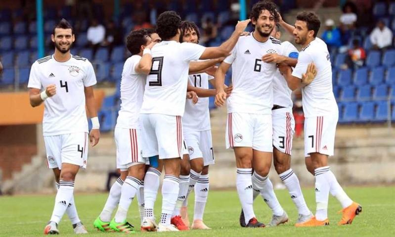 المنتخب المصري الاول