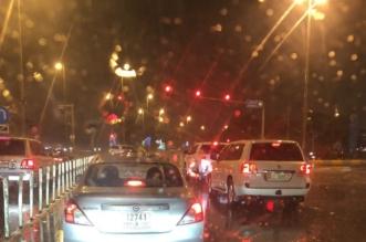 فيديو.. أمطار متوسطة على مناطق متفرقة من أبوظبي - المواطن