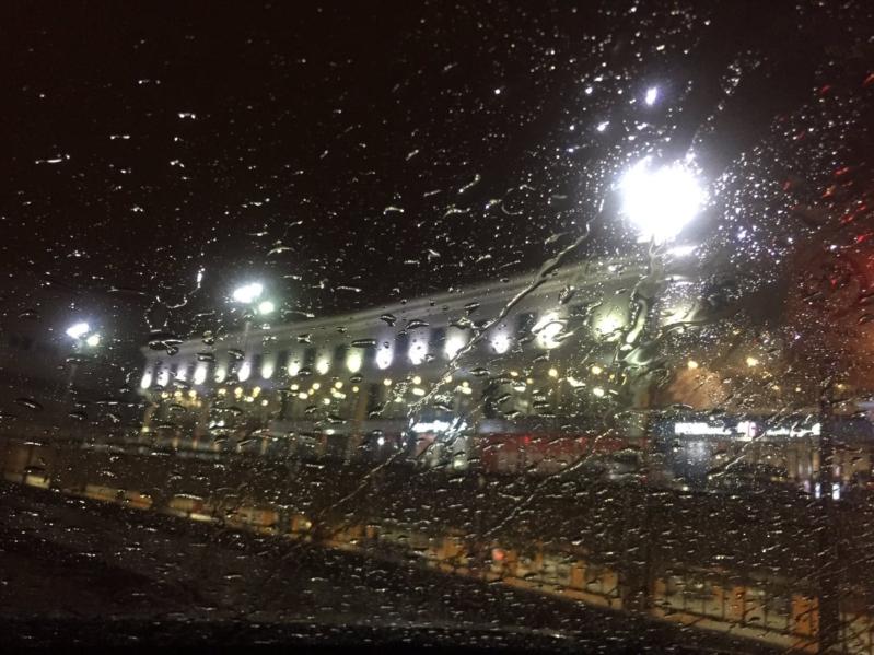 فيديو وصور.. أمطار الرياض تتواصل الآن
