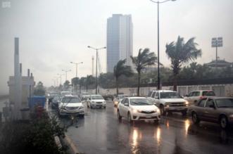 صور.. أمطار جدة الصباحية متواصلة حتى المساء - المواطن