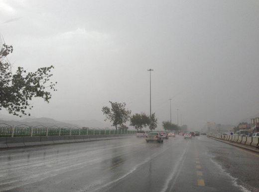 بعد تنبيه الأرصاد.. مدني مكة يحذر من أحوال الطقس