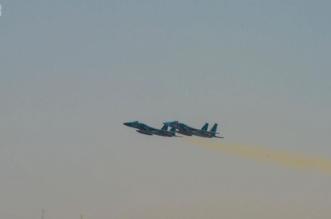صور.. القوات السعودية تواصل مشاركتها في تمرين مركز الحرب الجوي الصاروخي - المواطن