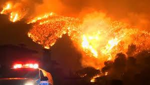 58 قتيلًا و300 مفقود حصيلة ضحايا حرائق كاليفورنيا - المواطن