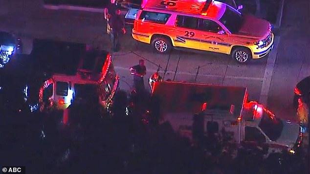 شهود عيان يمنحون الشرطة وصفًا تفصيليًا لمرتكب حادثة كاليفورنيا