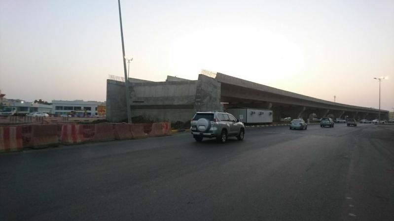 مشروع جسر التوحيد بجازان يواصل تعثره بدون سبب!