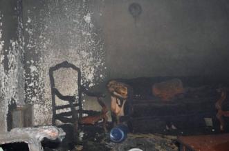 زيادة الأحمال تحرق شقة في حائل وتصيب طفلًا بحروق - المواطن