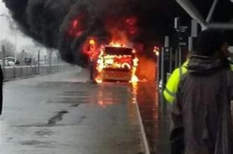 حريق حافلة يقتل 42 في زيمبابوي - المواطن