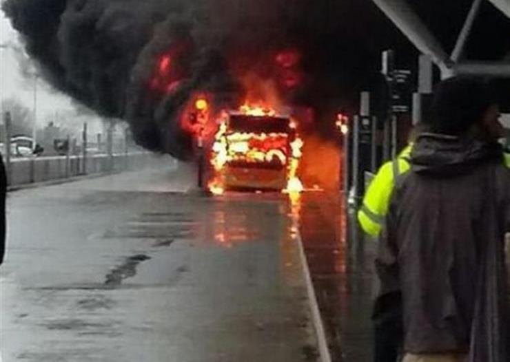 حريق حافلة يقتل 42 في زيمبابوي