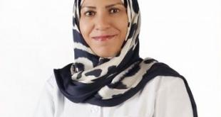 سمر الحمود سعودية تترأس أعلى لجنة دولية لتحكيم أبحاث السرطان