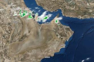 مقطع مثير يوثق العاصفة الرعدية في أبوظبي أمس - المواطن