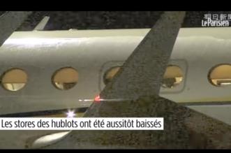 فيديو.. لحظة توقيف كارلوس غصن بعد هبوط طائرته الخاصة - المواطن