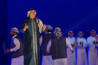 محمد عبده يطرب في تبوك : تبي سلمان؟ تخيب إيديك ما طلته ولا طالوه أسلافك - المواطن