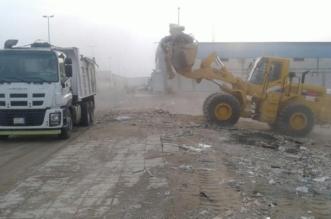 إزالة مخطط عشوائي في جدة على مساحة 116 ألف متر - المواطن