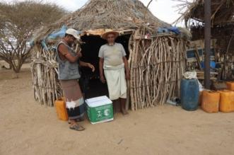 مركز الملك سلمان للإغاثة يوزع 16 طنًا من الأغذية في 8 قرى بحجة - المواطن