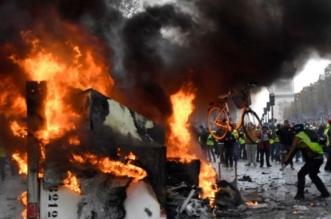 السترات الصفراء تعود لساحات باريس غدًا والسلطات تحذر العناصر المندسة - المواطن