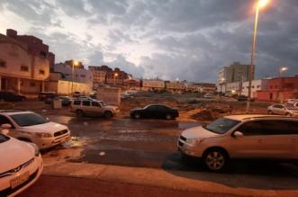 مكة المكرمة الآن .. هطول أمطار الخير وصور توثق اللحظة - المواطن