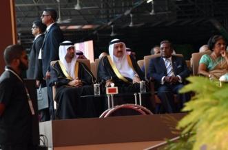 منصور بن متعب يغادر المالديف بعد نقل تهاني القيادة للرئيس الجديد - المواطن