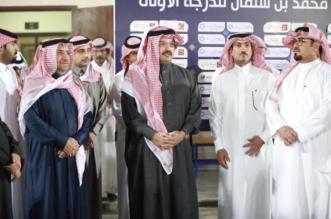 نائب أمير عسير يزور نادي ضمكويعد بدعمه والوقوف معه - المواطن