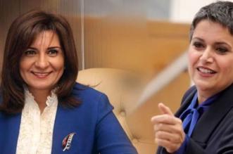 وزيرة مصرية ردًا على صفاء الهاشم : مات الكلام - المواطن