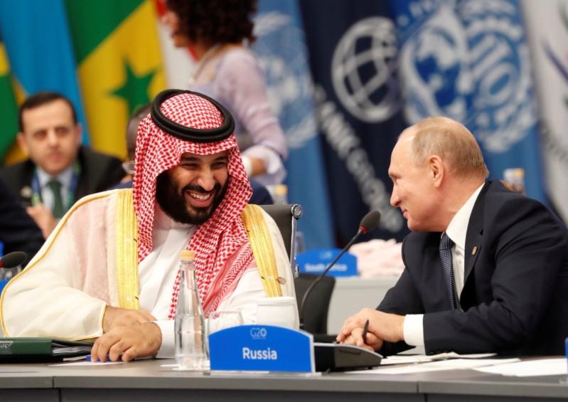 تنسيق المملكة وروسيايضمن استقرار أسواق الطاقة العالمية