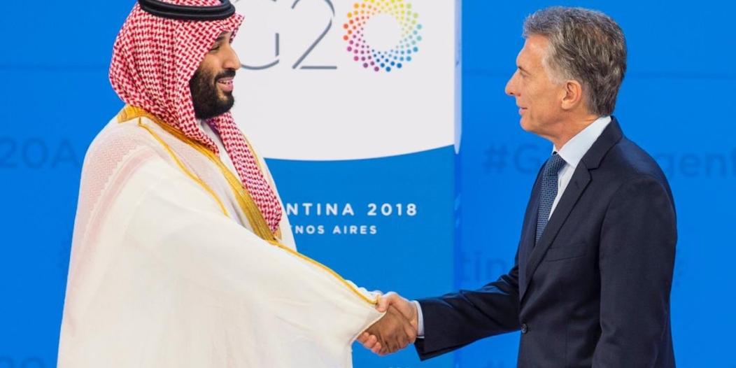 هيبة ومكانة .. ولي العهد يلفت الأنظار في قمة مجموعة العشرين