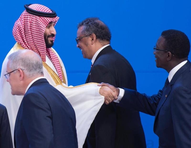 هيبة ومكانة .. ولي العهد يلفت الأنظار في قمة مجموعة العشرين - المواطن