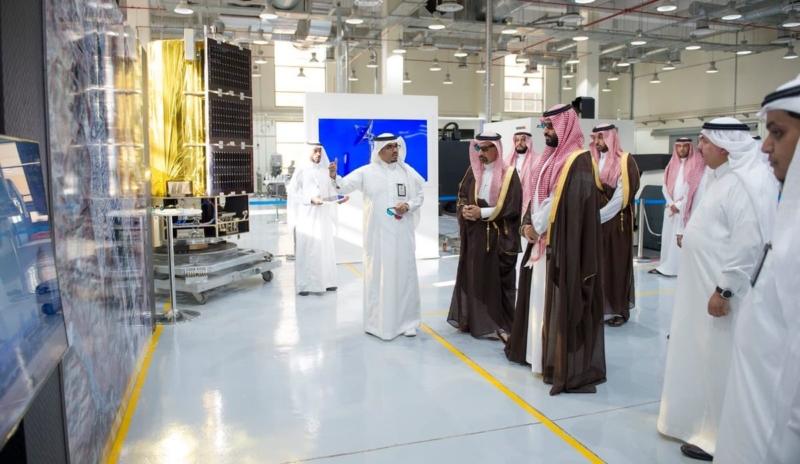 ولي العهد يدشن ويضع حجر أساس 7 مشاريع إستراتيجية بينها أول مفاعل أبحاث نووي - المواطن