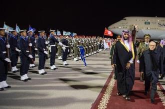 رؤساء العرب يكسرون البروتوكول تقديرًا لولي العهد - المواطن