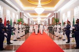 لقطات من مغادرة ولي العهد الإمارات - المواطن