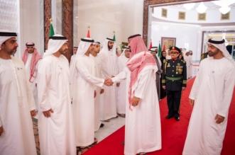 ولي العهد يبعث برقيتي شكر لرئيس الإماراتومحمد بن زايد - المواطن