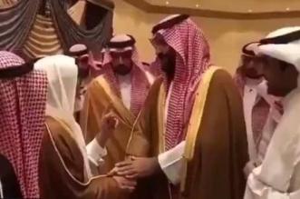 فيديو.. رد ولي العهد على مواطن دعاه لزيارة منزله لشرب القهوة - المواطن