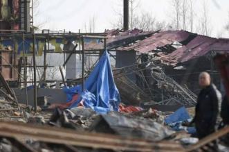 فيديو.. مقتل وإصابة 59 شخصاً بانفجار مصنع في الصين - المواطن