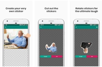 طريقة صنع مُلصقات خاصة بك على واتساب - المواطن