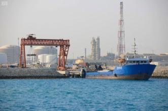 1.7 مليون طن صادرات وعد الشمال بميناء رأس الخير - المواطن