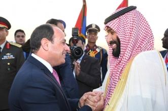 مكافحة الإرهاب وتعزيز التعاون الاقتصادي على جدول زيارة ولي العهد للقاهرة - المواطن